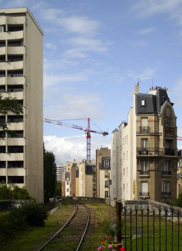 The Petite Ceinture in Paris