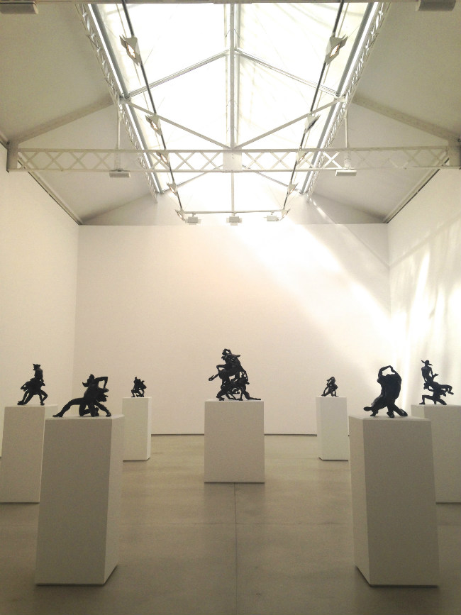 Galerie Thaddaeus Ropac by Sarah Breathnach