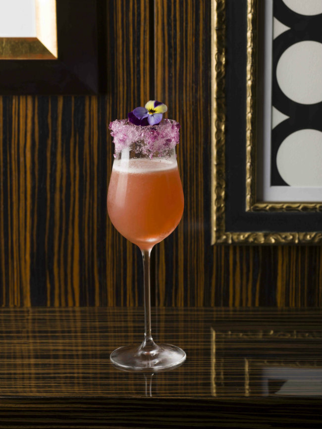 The Yves Cocktail, STAY at Sofitel Paris Le Faubourg