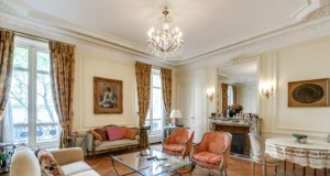 Paris apartment for sale near Parc Monceau