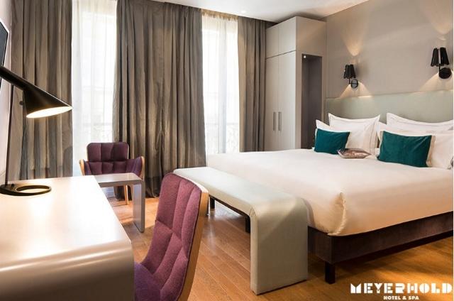Hotel Meyerhold Opera Paris