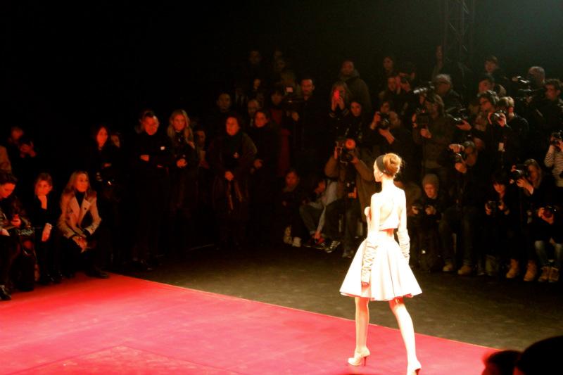 Nina Ricci- Paris Fashion Week 2010- by Lisa Czarina Michaud