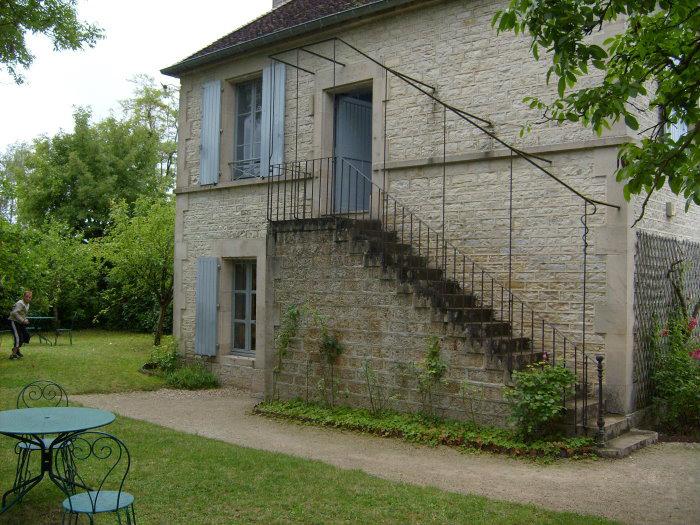 Renoir's studio in Essoyes/ Janet Hulstrand
