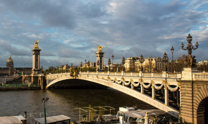 The Bridges of Paris: Pont Alexandre III, an Open-Air Museum