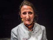 Anne-Sophie Pic Matron of the Fete de la Gastronomie 2015- Photo:Claude_Truong-Ngoc