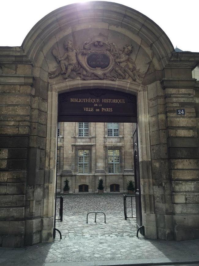 Marais Marvels: The Bibliothèque Historique de la Ville de Paris