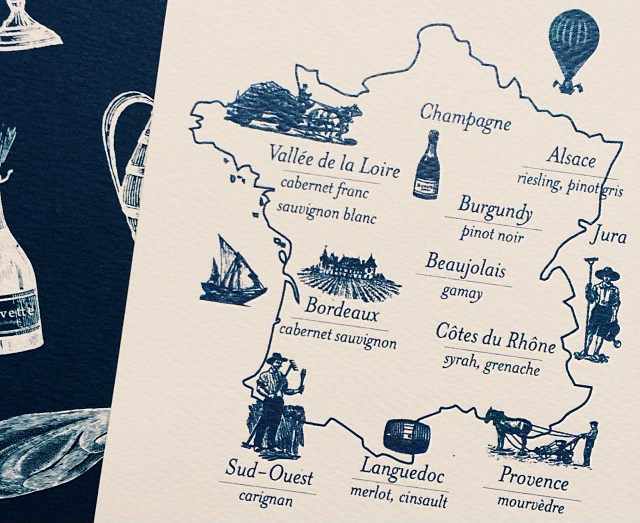 Wine list courtesy of Buvette New York