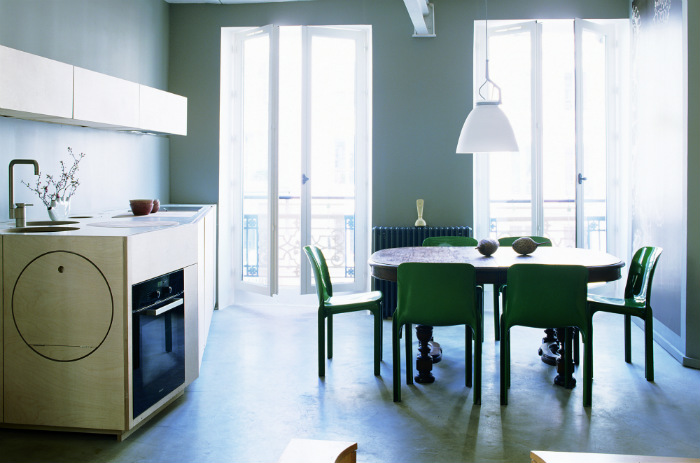 For Sale: Paris Loft Near the Bastille