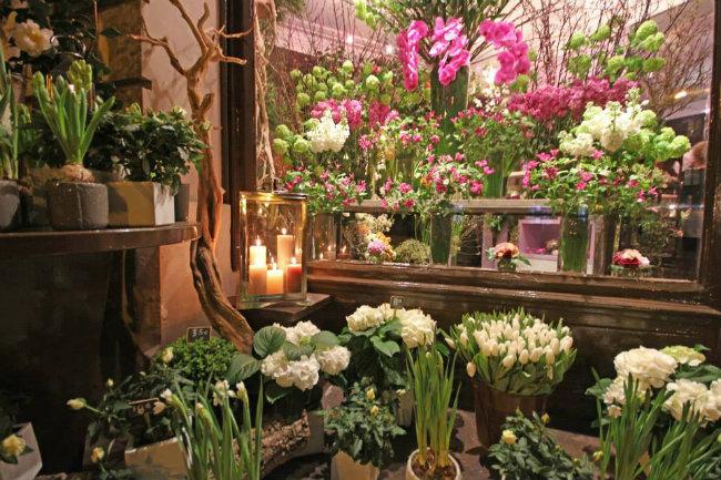 Fleur Delangle, Paris