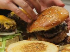 Le Camion qui Fume hamburger