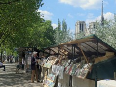 The bouquinistes of Paris by Peter Olson