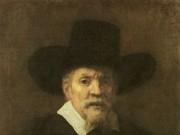Rembrandt Harmenszoon van Rijn dit Rembrandt Portrait du docteur Arnold Tholinx - 1656 Huile sur toile, 76 x 63 cm © Paris, Musée Jacquemart-André – Institut de France:Culturespaces-Musée Jacquemart-André