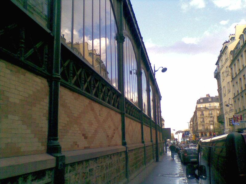 Marché Saint-Quentin