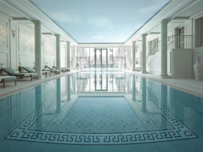 Paris Pampering: Top 5 Spas in the City of Light