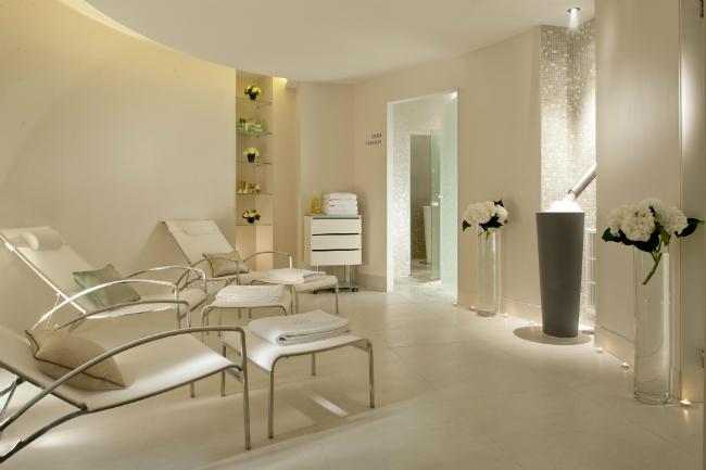 Spa Valmont at Le Meurice