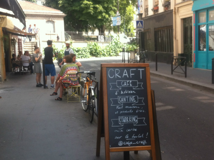 Cafe Craft by Emily Dilling