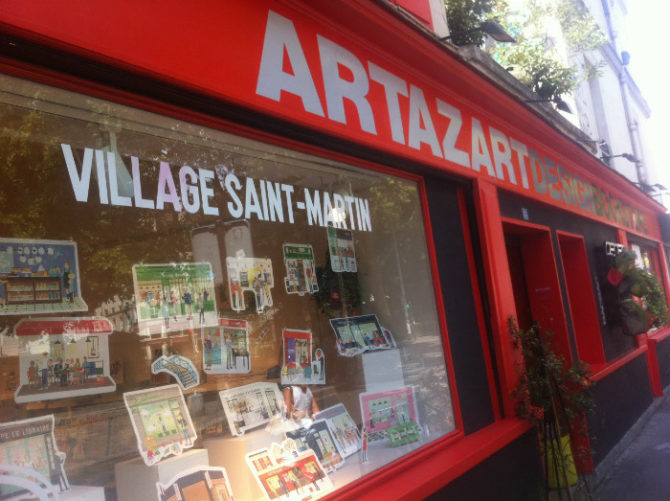 Our Guide: Exploring the Canal St. Martin, a Village in Paris