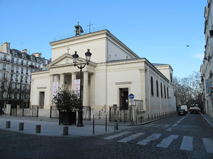 Church of Sainte-Marie des Batignolles