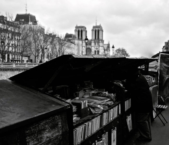 Seine booksellers