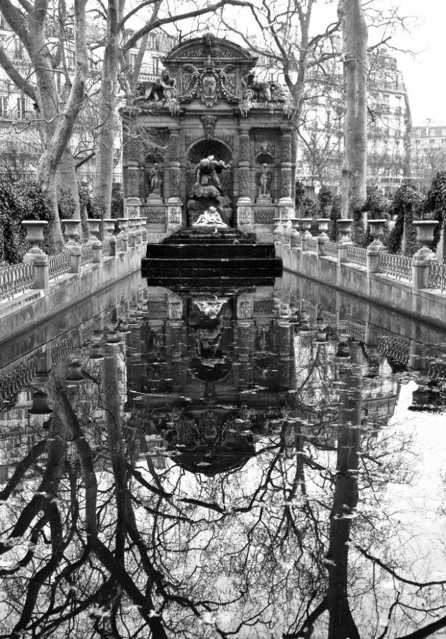 La Fontaine Medici