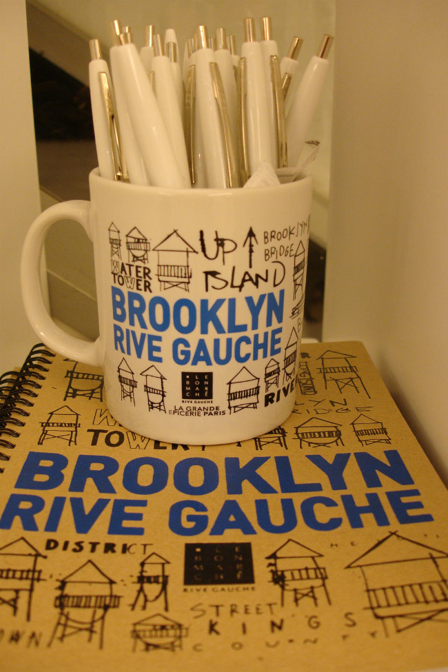 Brooklyn at Le Bon Marché