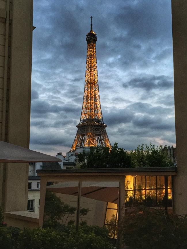 Bonjour Paris Celebrates At The Shangri La Hotel Paris
