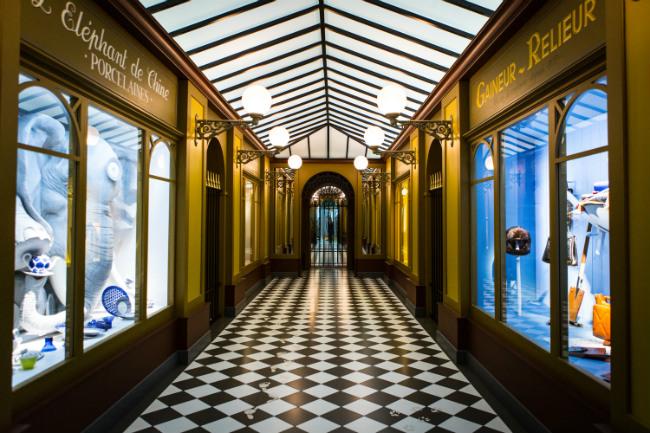 Pierre Hermes Paris Cafe