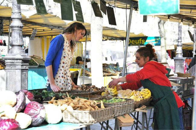 Emily Dilling, My Paris Market Cookbook