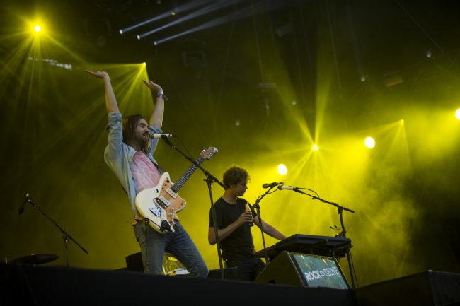 Tame Impala at Rock en Seine