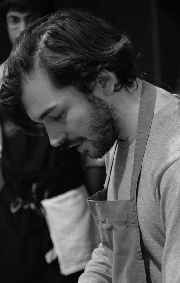 chef Thibault Sombardier