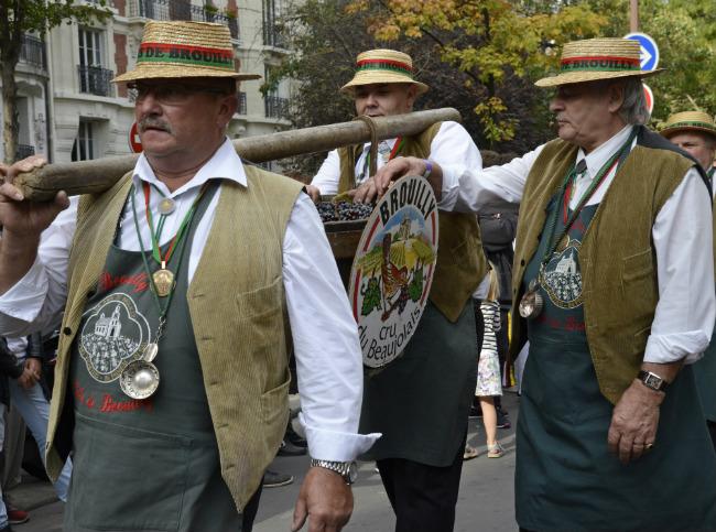 Montmartre Harvest Festival