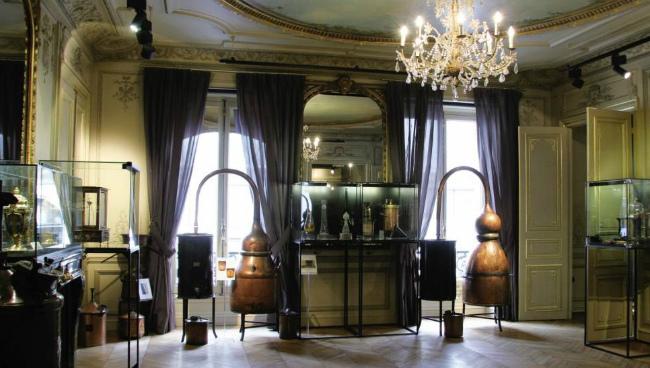 Fragonard museum in Paris