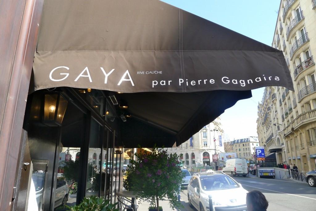 Gaya Rive Gauche par Pierre Gagnaire
