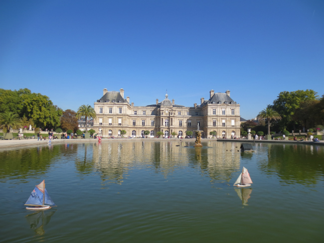 Best walks in paris panache rental - Jardin de luxembourg hours ...