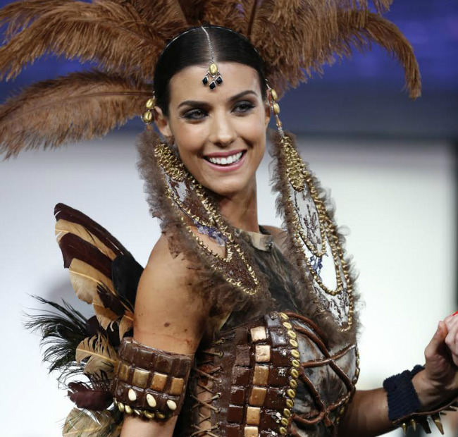 A Chocolate Fashion Show and More at the Salon du Chocolat 2015