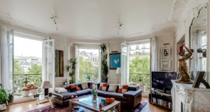 Haussmannian apartment for sale in Paris