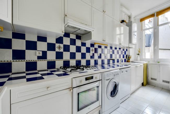 Haussmannian apartment for sale in Paris