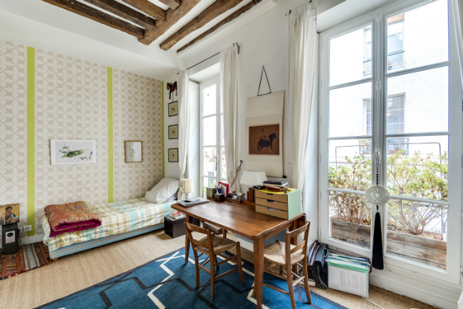 Paris Apartment For Near The Place Des Vosges