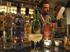 cocktails in Paris