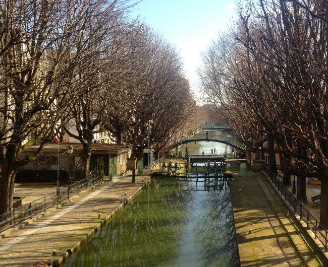 Canal St Martin