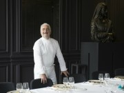 Guy Savoy at the Monnaie
