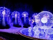 Illuminations on the Champs-Elysées