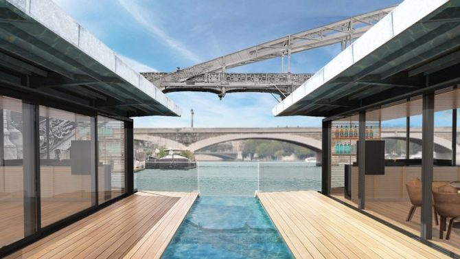 Hotel Buzz in Paris: A Floating Hotel on the Seine