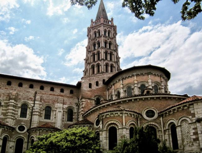 St. Sernin in Toulouse