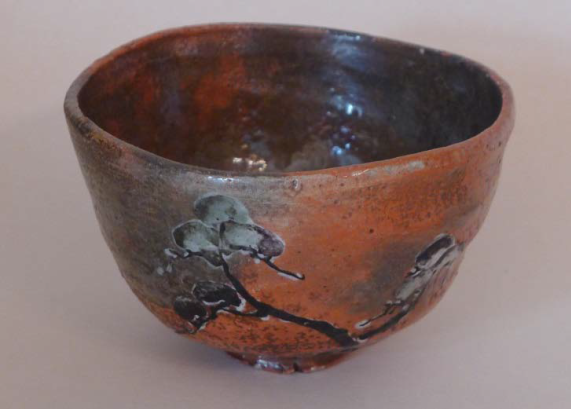 Edo period chawan (tea bowl), Myrna Myers gallery