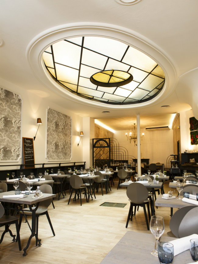 AG Restaurant-Les Halles