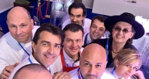 chefs at COP21
