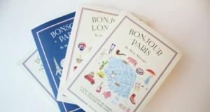 Flammarion's Bonjour City Map-Guides