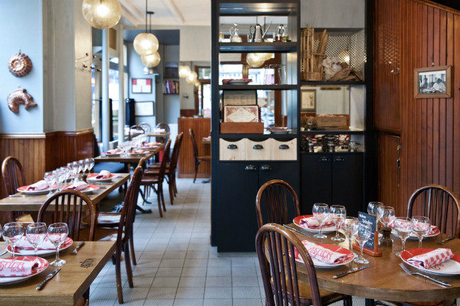 Restaurant Astier, Paris