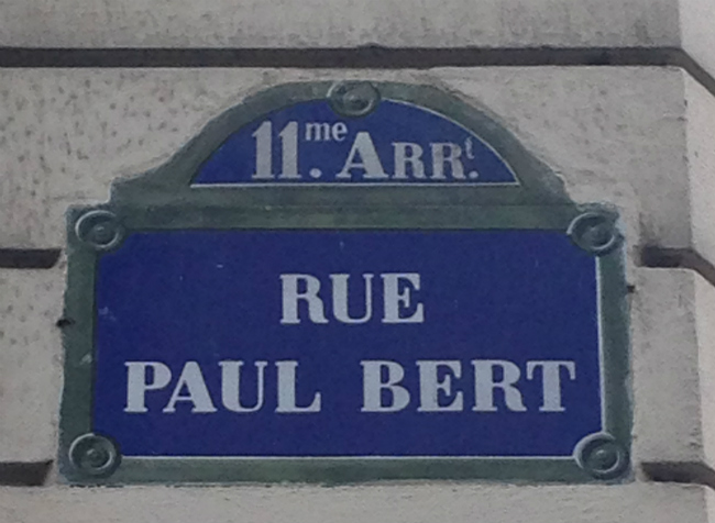 rue Paul Bert, Paris